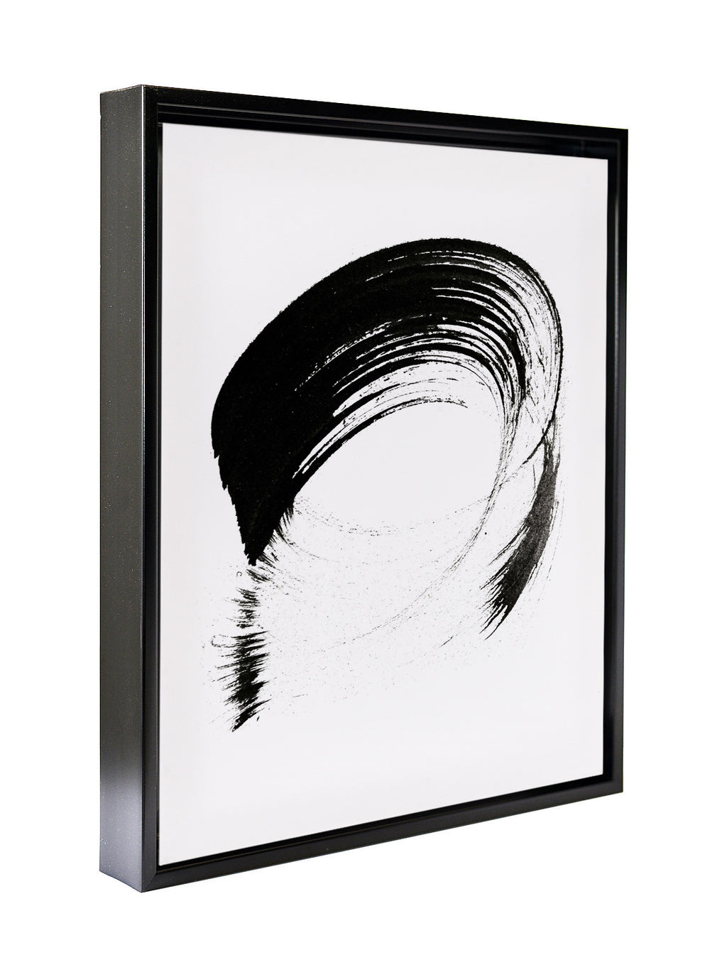 SCRIBBLE Premium Framed Gallery Wrap By Honeytree Prints