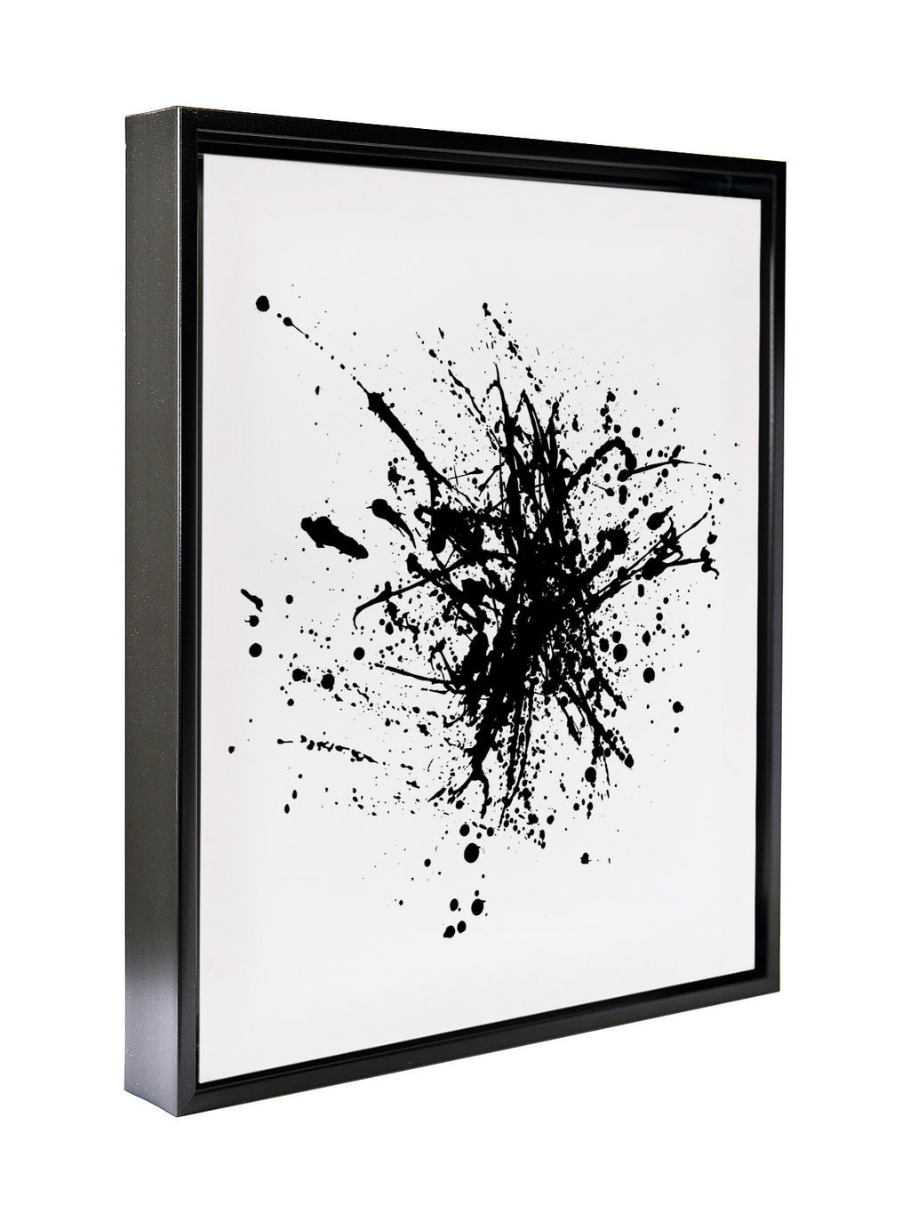SPLASH Premium Framed Gallery Wrap By Honeytree Prints