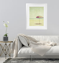 DREAM OF SUMMER Framed Giclee Print With Mat By BomoBob
