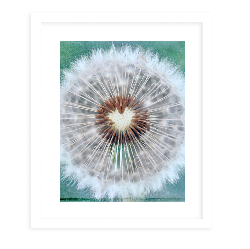 DANDY HEART Framed Giclee Print With Mat By Robin Delean
