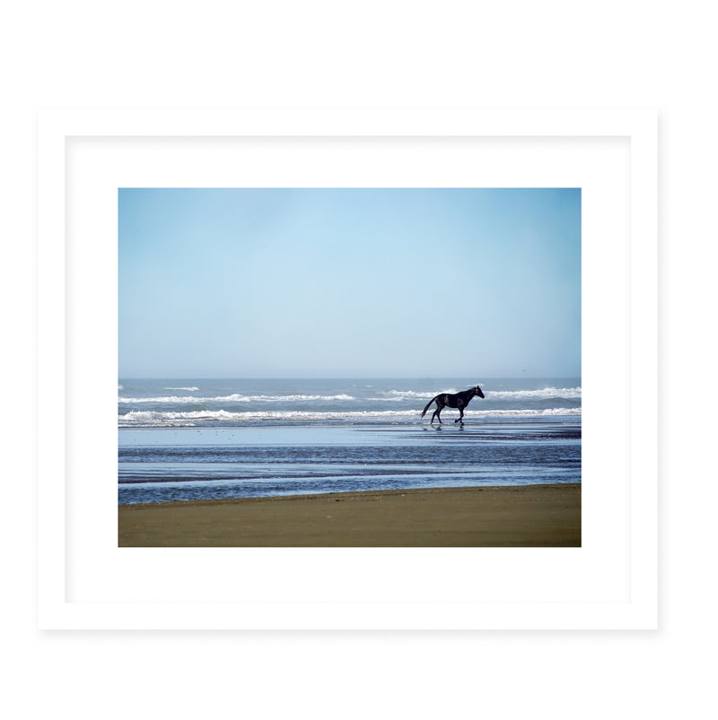 PACIFIC NW SERENITY Framed Giclee Print With Mat By Robin Delean