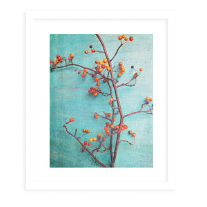 BERRY GOOD Framed Print With Mat By Olivia St.Claire