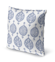 ENDANA PERIWINKLE Accent Pillow By Becky Bailey