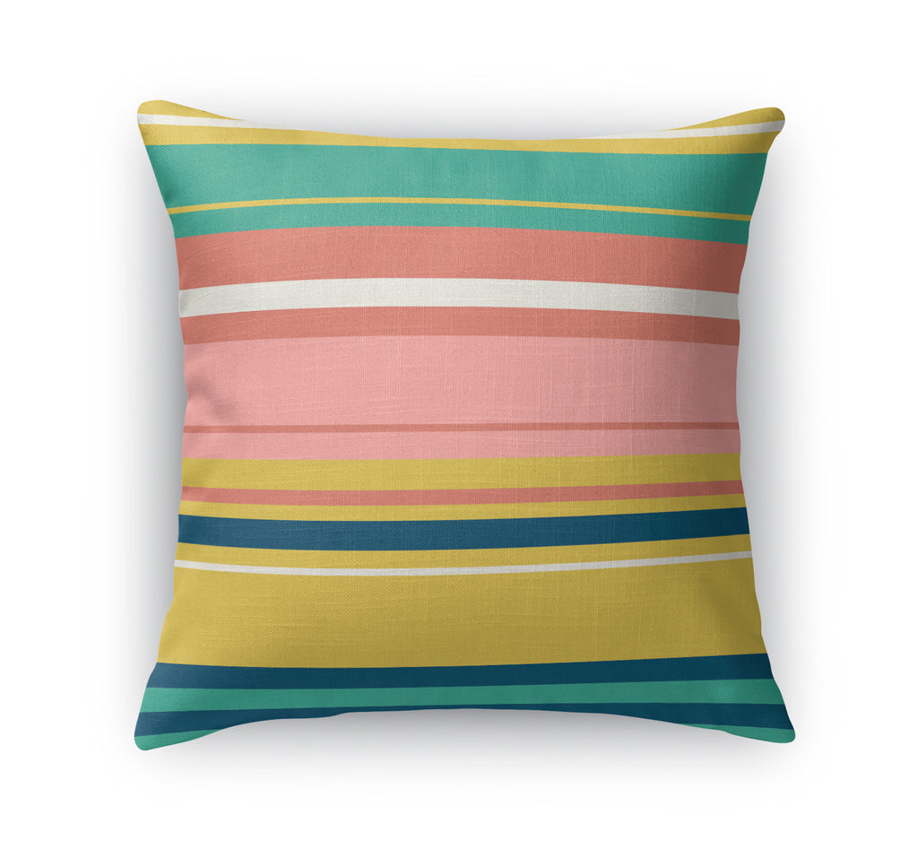 HORIZON MULTI Accent Pillow By BG Riley