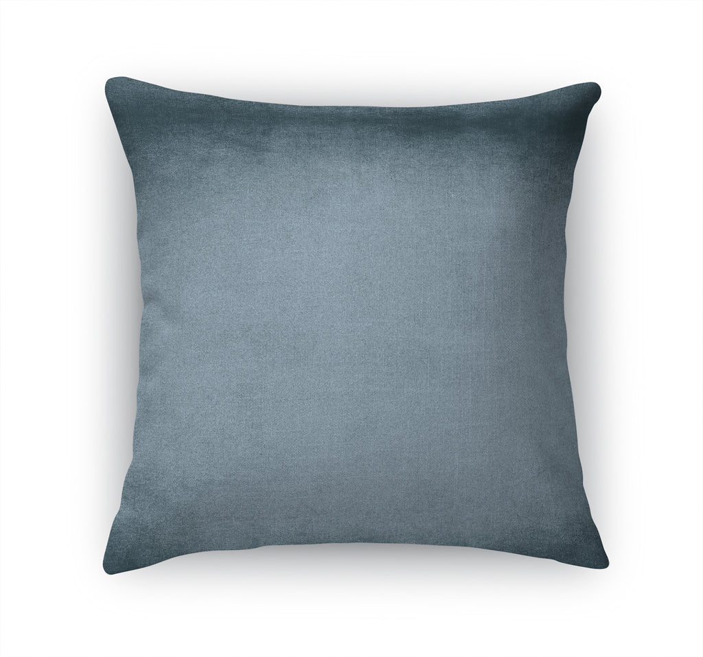 OMBRE BLUE Accent Pillow By Marina Gutierrez