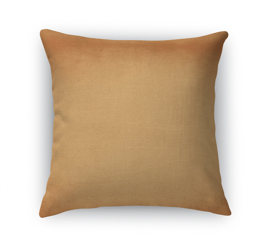 OMBRE CAMEL Accent Pillow By Marina Gutierrez
