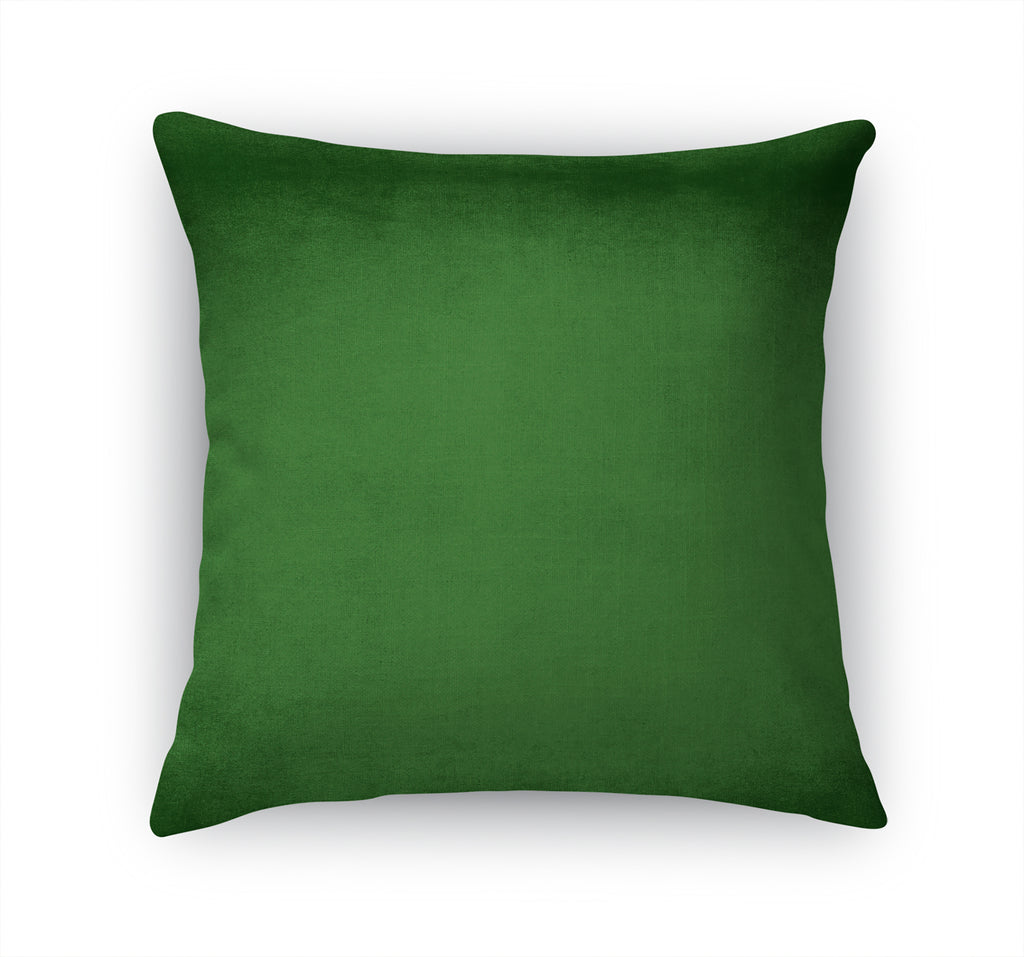 OMBRE EMERALD Accent Pillow By Marina Gutierrez