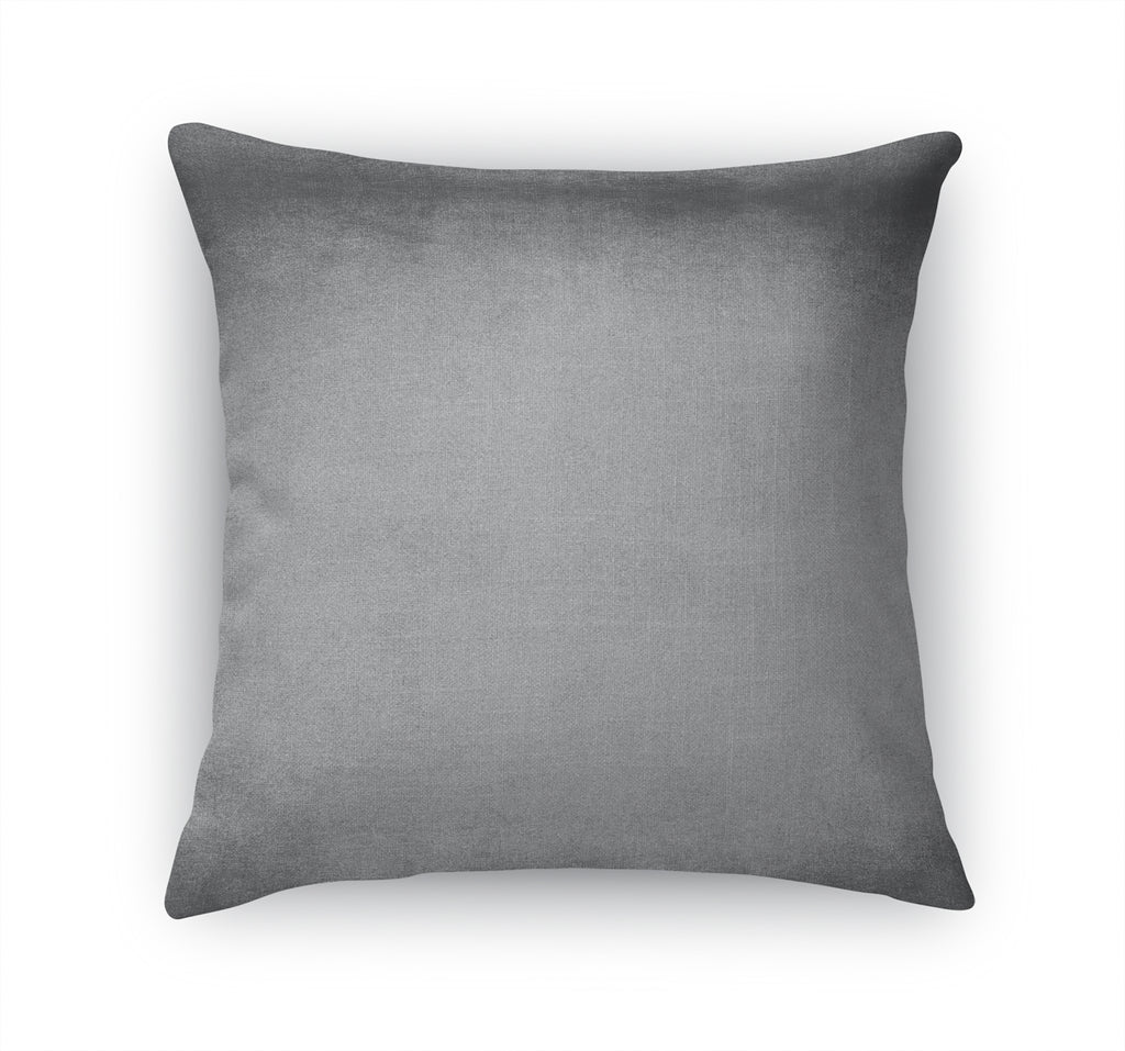 OMBRE GREY Accent Pillow By Marina Gutierrez