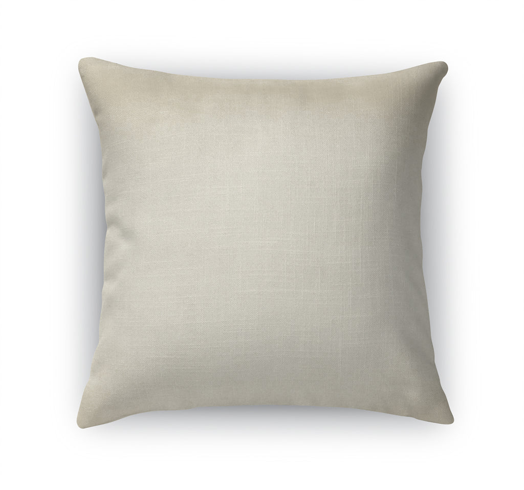 OMBRE IVORY Accent Pillow By Marina Gutierrez