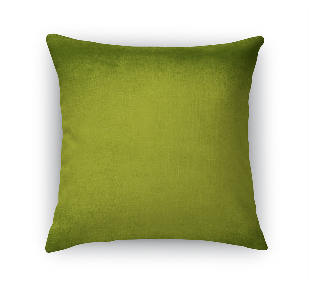 OMBRE OLIVE Accent Pillow By Marina Gutierrez