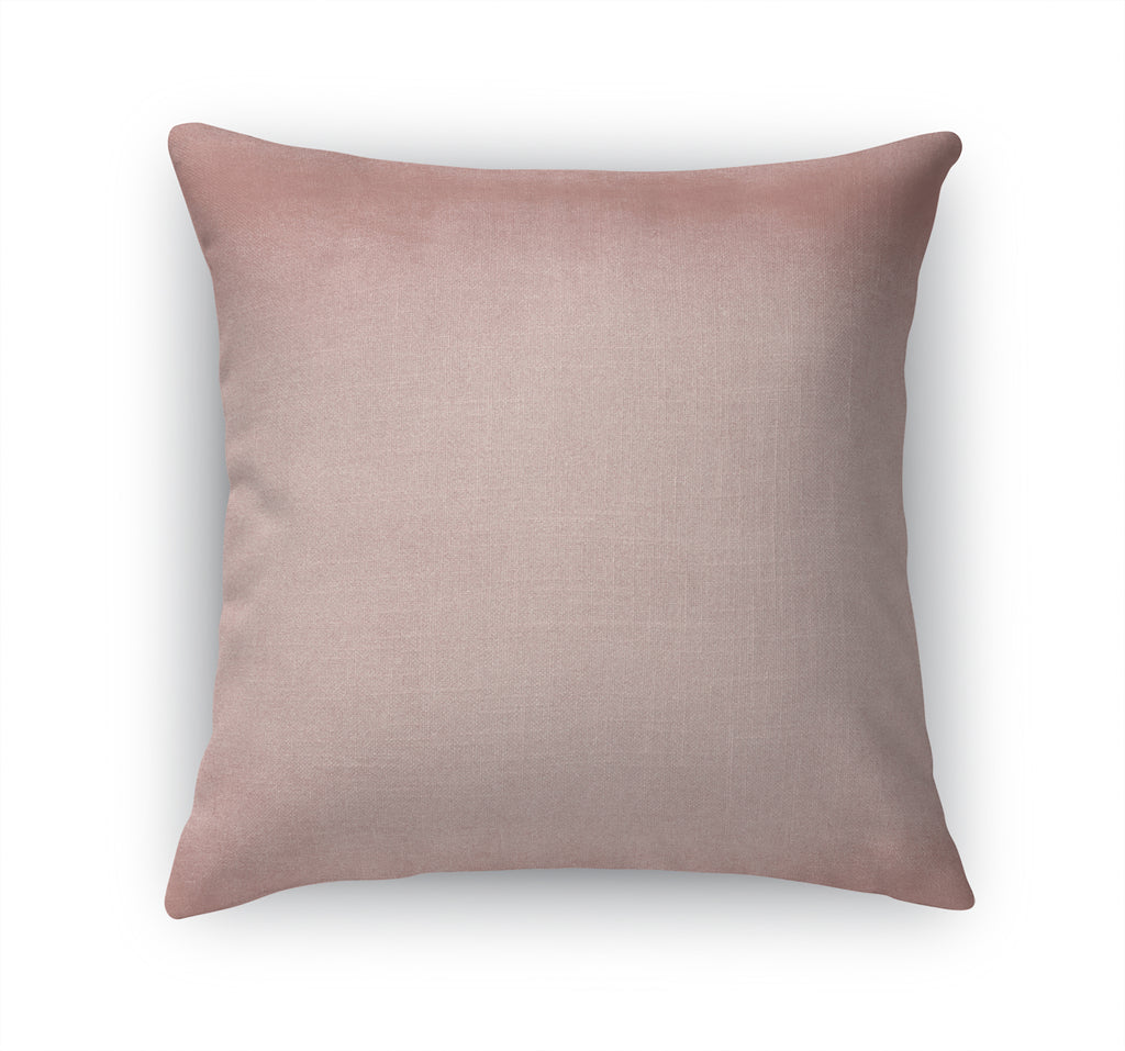 OMBRE PINK Accent Pillow By Marina Gutierrez