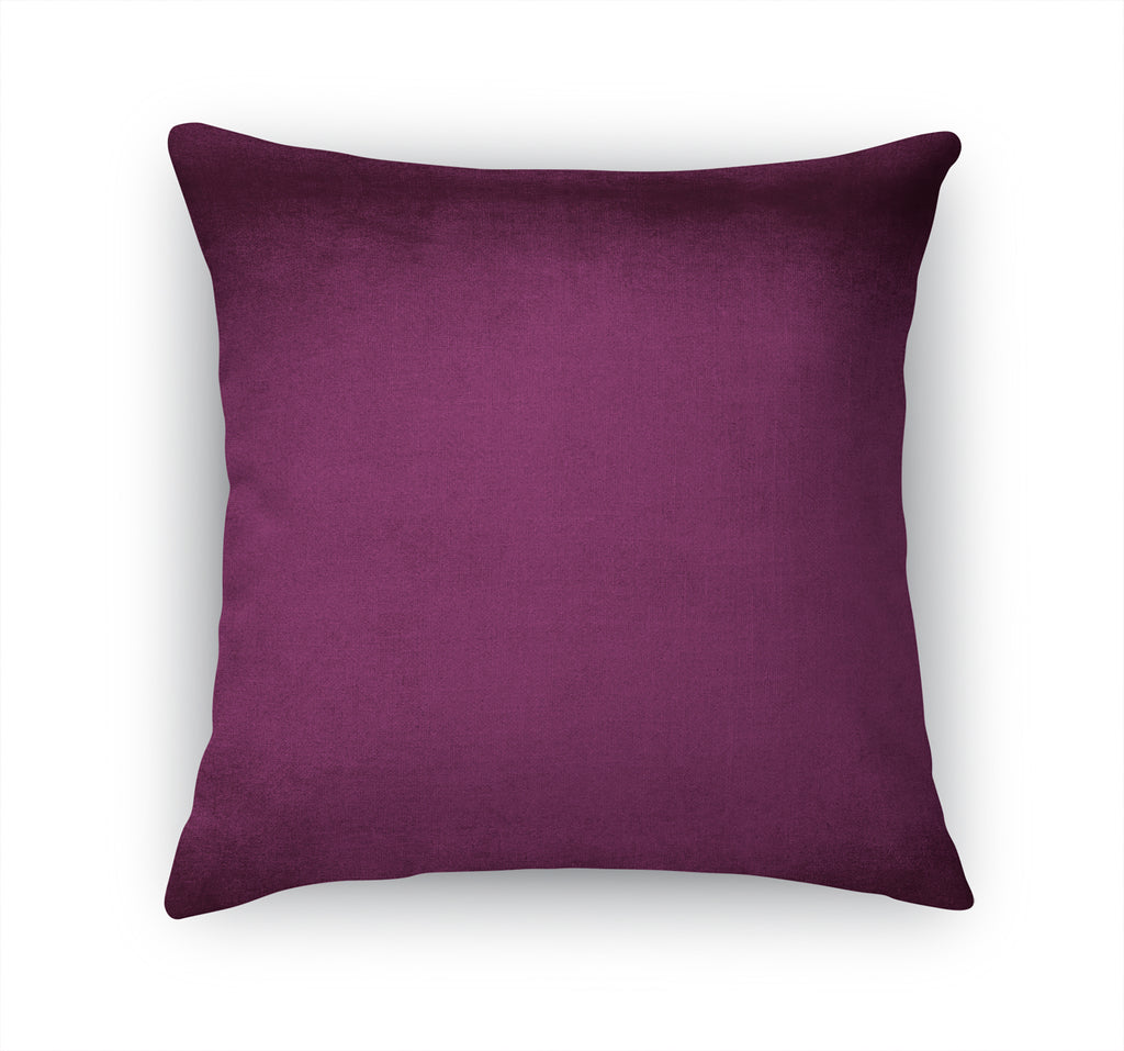 OMBRE PURPLE Accent Pillow By Marina Gutierrez