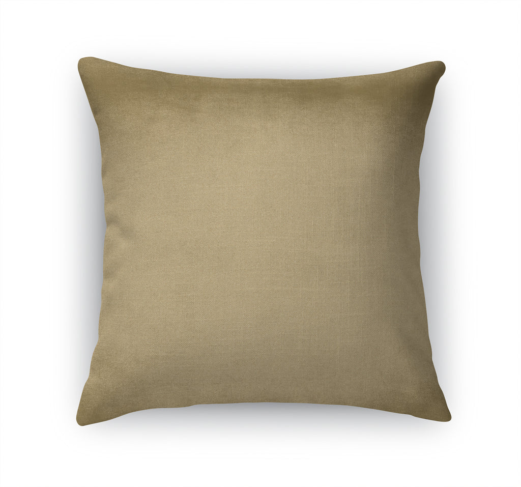 OMBRE TAN Accent Pillow By Marina Gutierrez