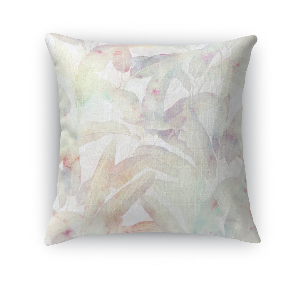 MUSA PASTEL Accent Pillow By Marina Gutierrez