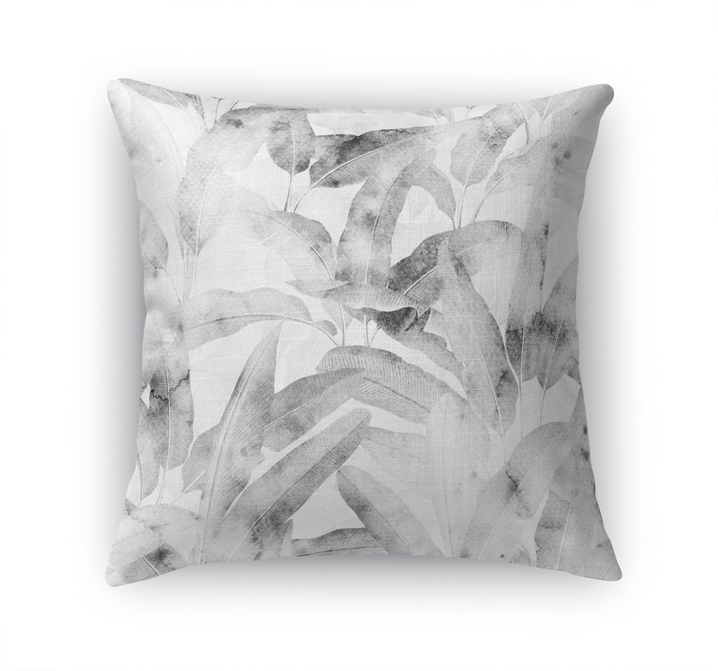 MUSA GREY Accent Pillow By Marina Gutierrez