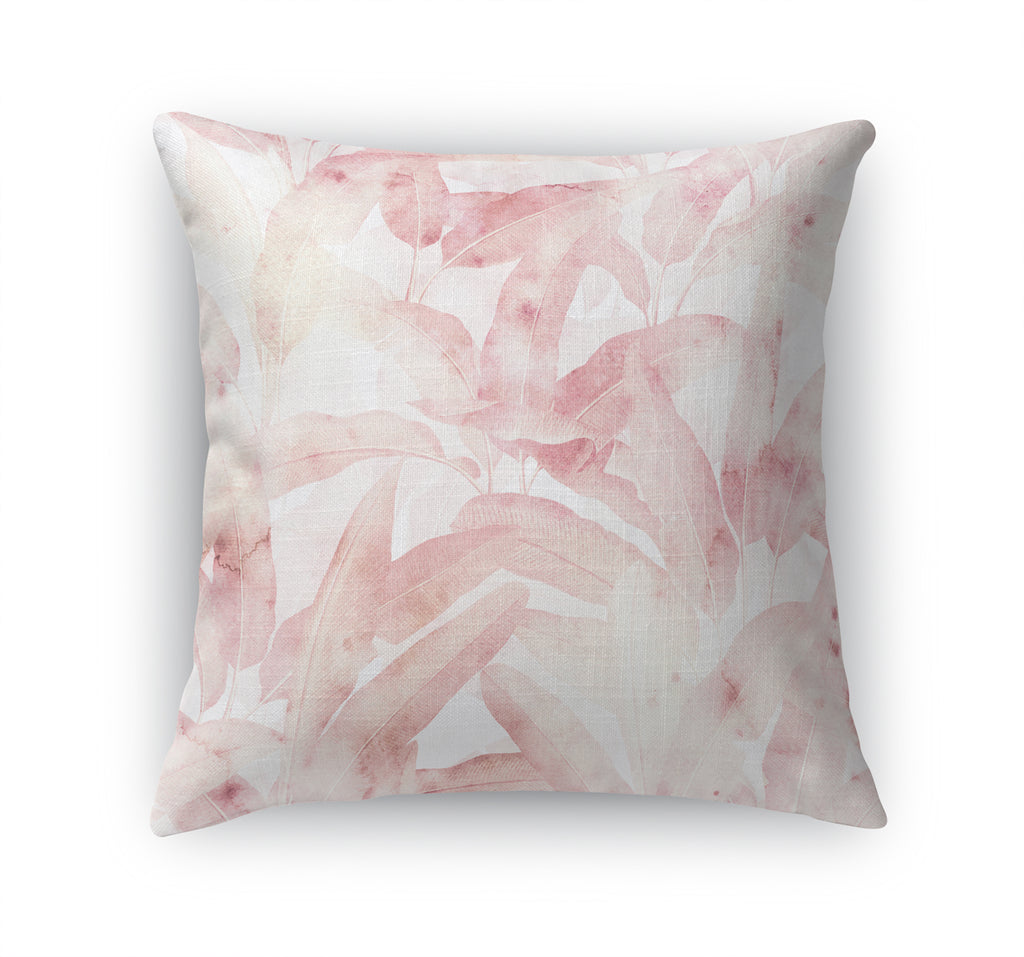 MUSA PINK Accent Pillow By Marina Gutierrez
