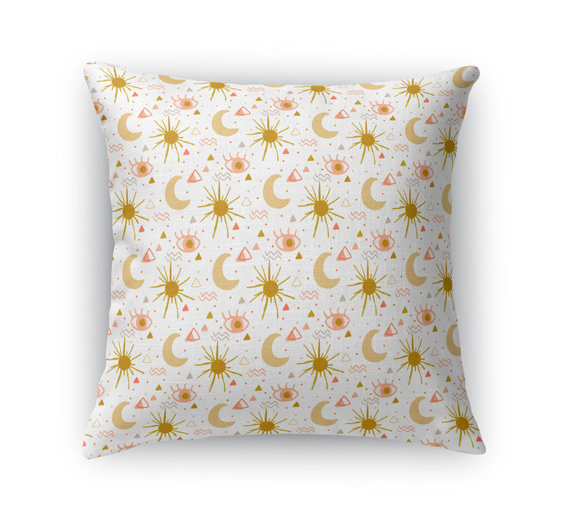 HARROW PINK Accent Pillow By Michelle Parascandolo
