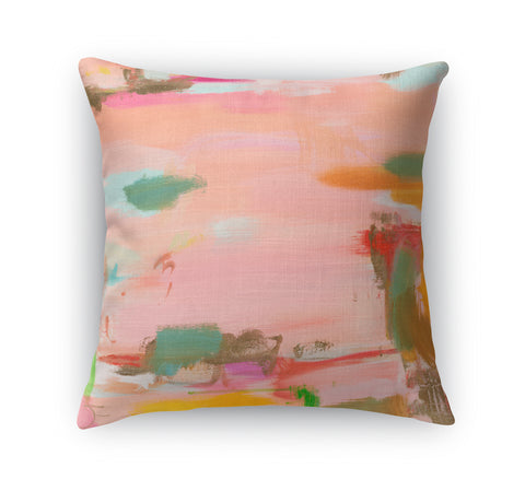 ONLINE FISHING Accent Pillow By Susan Skelley