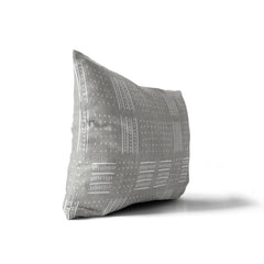 MUD CLOTH Lumbar Pillow By Becky Bailey