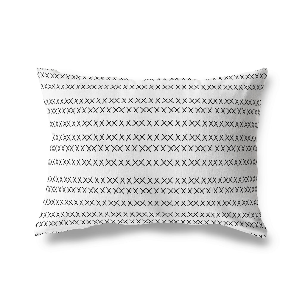 MARSEILLE Lumbar Pillow By Michelle Parascandolo