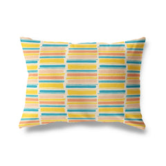 SICILY Lumbar Pillow By Michelle Parascandolo