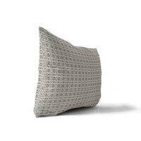 MERSIN COLORWAR Lumbar Pillow By Michelle Parascandolo