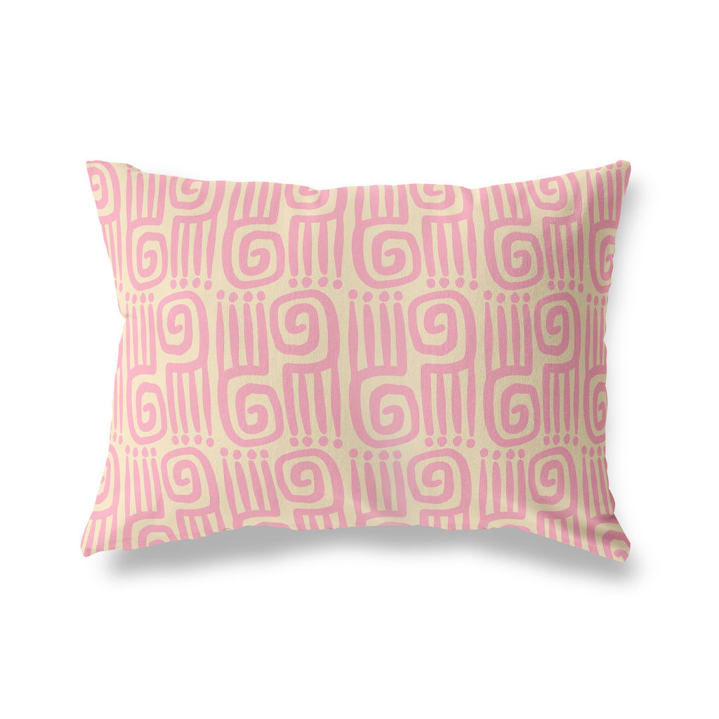 ATHENS Lumbar Pillow By Michelle Parascandolo