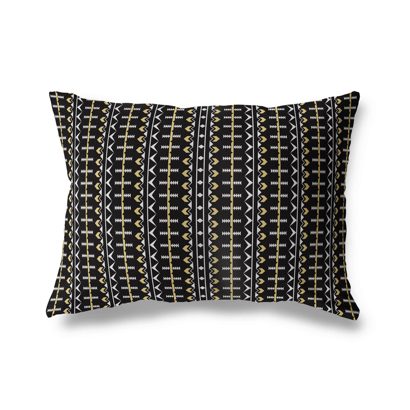WASH Lumbar Pillow By Terri Ellis