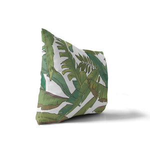 TROPIC THUNDER Lumbar Pillow By Terri Ellis