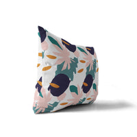 TROPICAL BLISS Lumbar Pillow By Terri Ellis