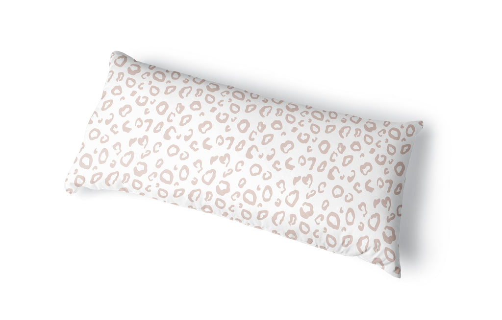 FALLON PINK Body Pillow By Terri Ellis