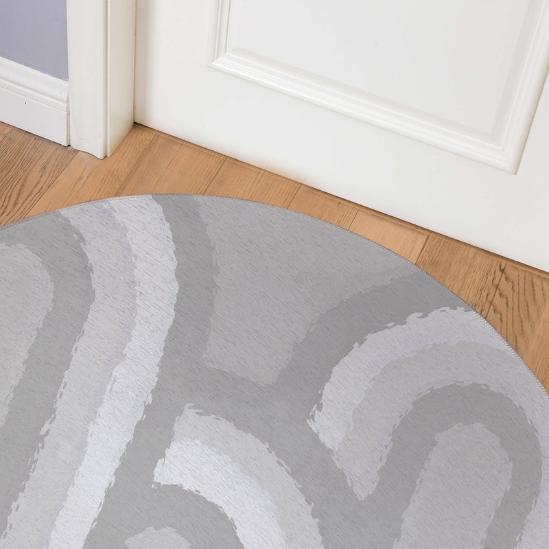 RADPAD GRAY Indoor Floor Mat By Kavka Designs