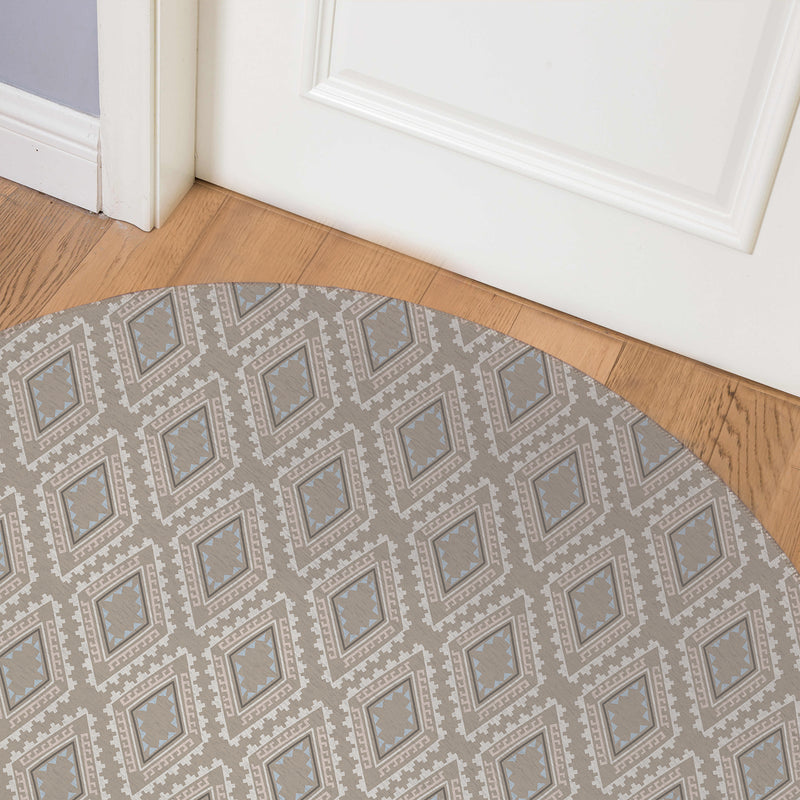 ADVENTURE NATURAL Indoor Floor Mat By Tiffany Wong