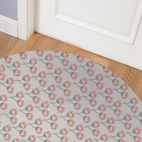 BUNCH SAND Indoor Floor Mat By Tiffany Wong