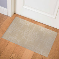 GIA CHAMOIS Indoor Floor Mat By Kavka Designs