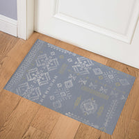 SABINA SKY Indoor Floor Mat By Kavka Designs