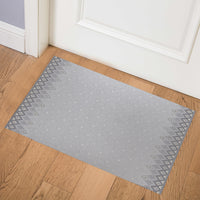 SWEATER BLUE Indoor Floor Mat By Kavka Designs