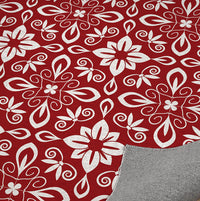 CHRISTMAS CHEER Indoor Floor Mat By Terri Ellis