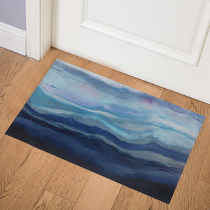 ARCTIC ADVENTURE Indoor Floor Mat By Melissa Renee