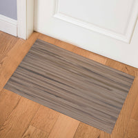 SEDIMENT BROWN Indoor Floor Mat By Kavka Designs