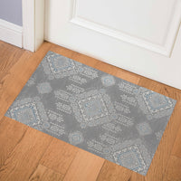 ZEN GREY Indoor Floor Mat By Kavka Designs