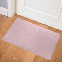 TEMBLANT PINK Indoor Floormat By Kavka Designs