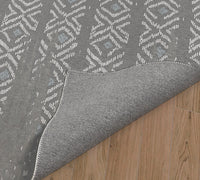 TAYLOR GRAY Indoor Floor Mat By Kavka Designs