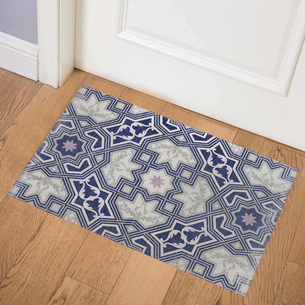 BARCELONA Indoor Floor Mat By Marina Gutierrez