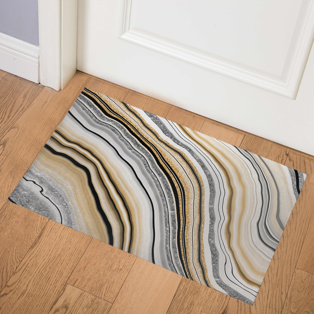 AGATE Indoor Floor Mat By Marina Gutierrez