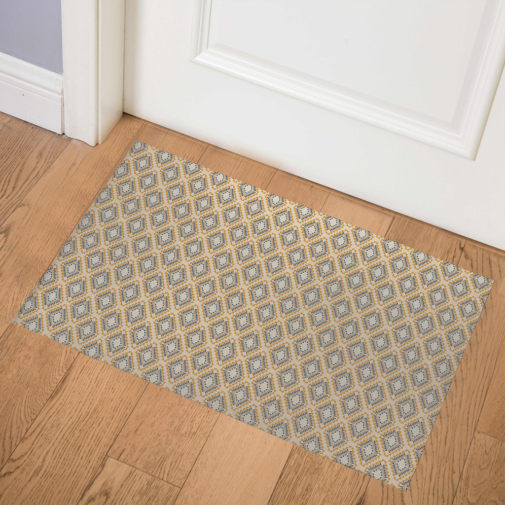 ADVENTURE DESERT Indoor Floor Mat By Tiffany Wong