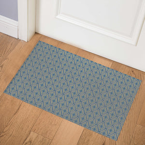 ADVENTURE ROYAL Indoor Floor Mat By Tiffany Wong