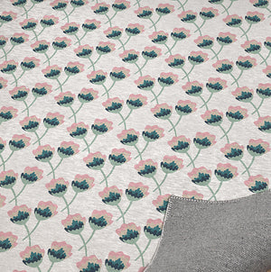 BUNCH WHITE Indoor Floor Mat By Tiffany Wong