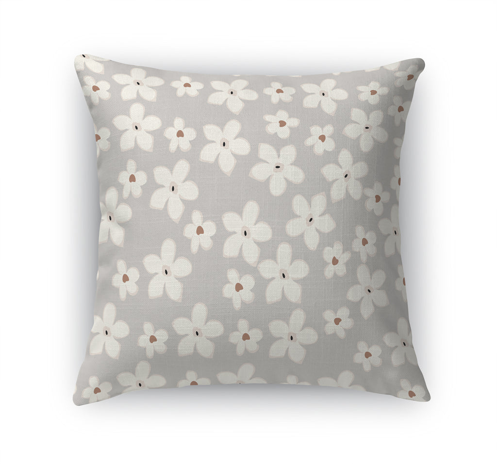 BETH GREY Accent Pillow By Terri Ellis