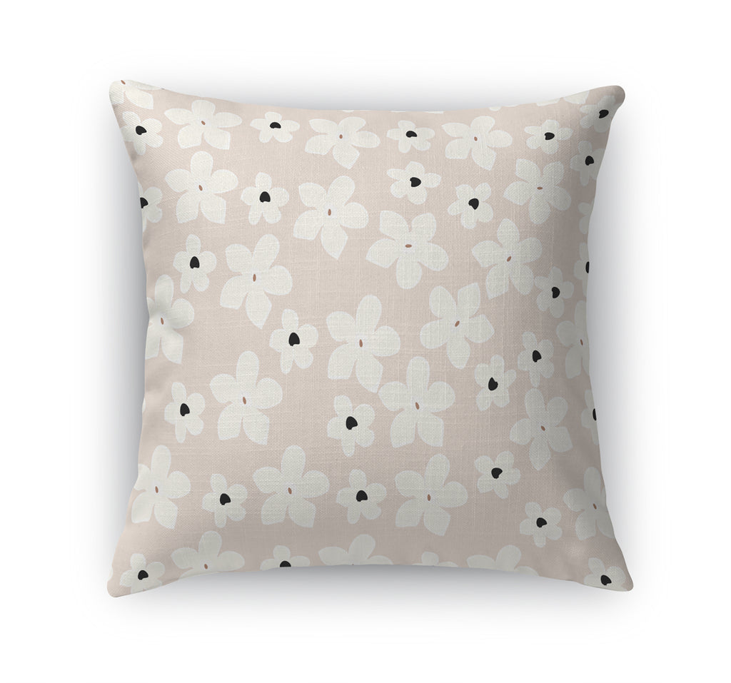 BETH PINK Accent Pillow By Terri Ellis